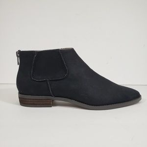 Band of Gypsies Black Ankle Booties Size 8.5